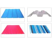 彩鋼板壓型板