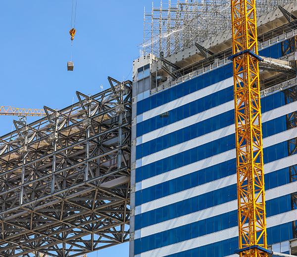 鋼結構施工