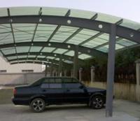 鋼結構車棚