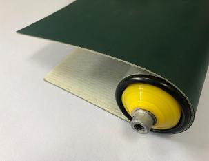 1.7mm墨綠色PU帶