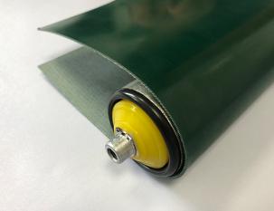 1.2mm墨綠色PU帶