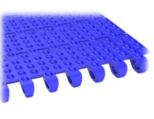 XSL-T-1100-B網帶鏈