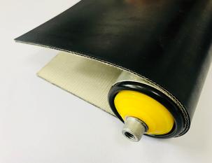 2mm黑色PVC平帶