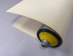 1.5mm白色PVC帆布帶