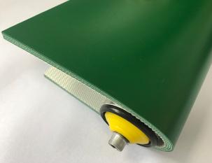 6mm綠色PVC平帶