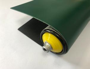 1.5mm墨綠色PU帶(高導電)