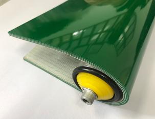 5mm綠色PVC平帶