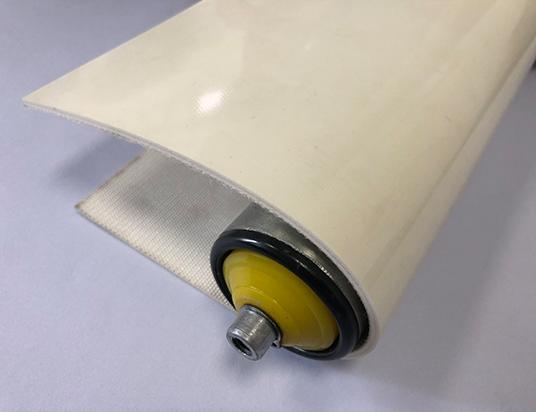 3mm白色PVC平帶