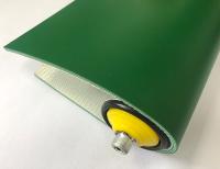 4mm綠色PVC平帶