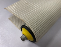 2.6mm白色聚酯螺旋網