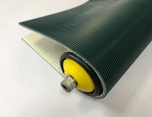 3.2mm墨綠色PVC直條紋