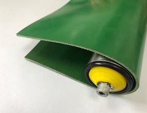 3mm綠色橡塑平帶