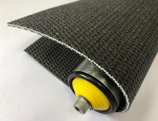 太倉3.5mm黑色PVK物流帶