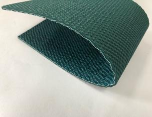 3.2mm墨綠色PVK漁網紋