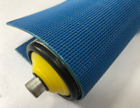2mm藍色聚酯平干網
