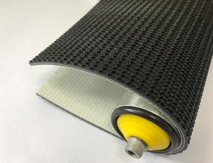 5mm黑色PVC草花紋
