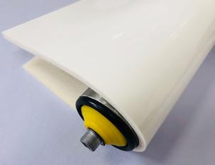 3mm白色硅膠帶