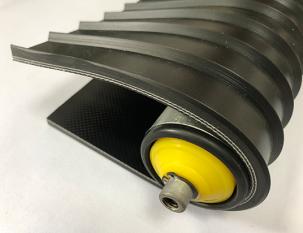 7.5mm黑色PVC直導條紋