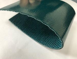 3.2mm墨綠色PVK平膠帶