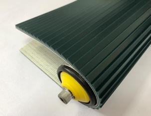 5.2mm墨綠色PVC樓梯格紋