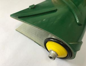 7.5mm綠色PVC大八字紋