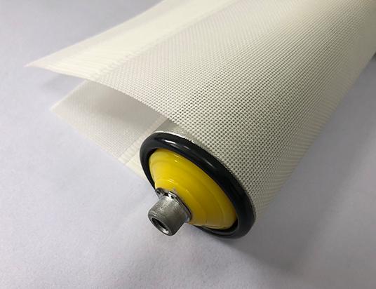 1.2mm白色聚酯平網