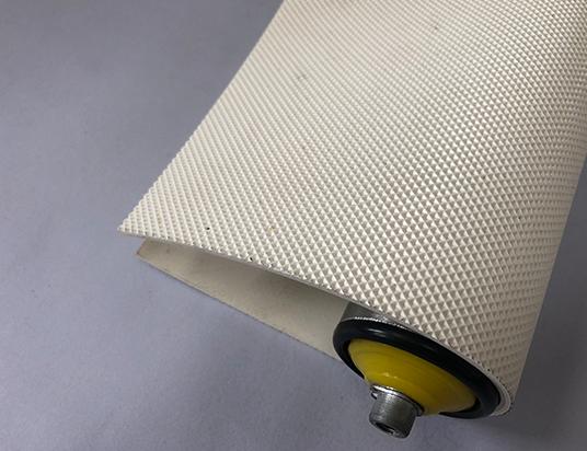3mm白色PVC鉆石紋