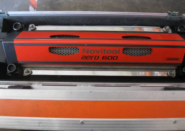 Novitool皮帶接駁機