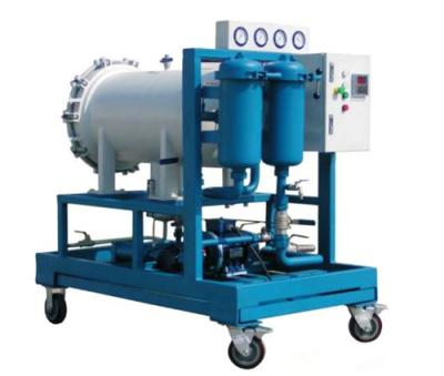 聚結分離式濾油機