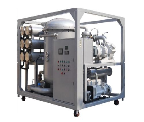 絕緣油雙級真空濾油機