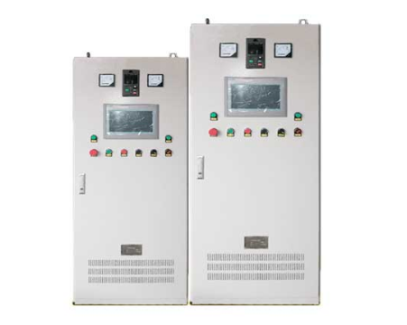 湖南污水处理成套PLC控制柜系统