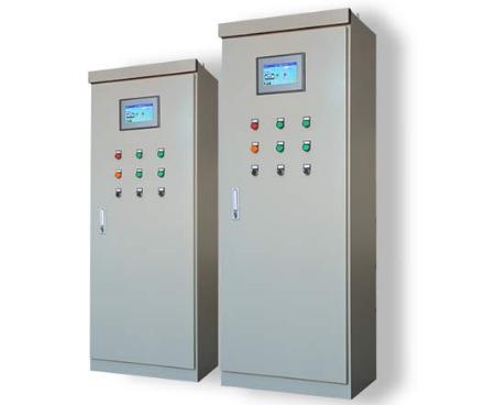 湖南恒温恒湿群控PLC控制柜系统