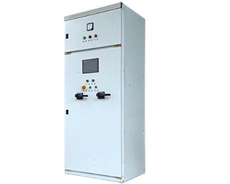 湖南净化空调群控PLC控制柜系统