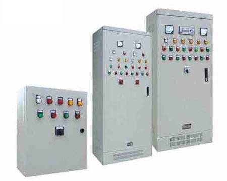 成套PLC动力柜