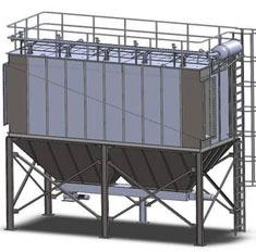 PPW系列分式气箱脉冲除尘器