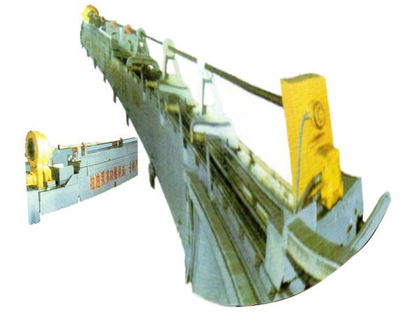 河北油田抽油泵多功能生產線