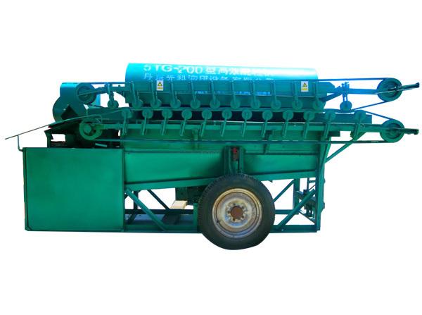 河北5TG-200水稻脫殼機