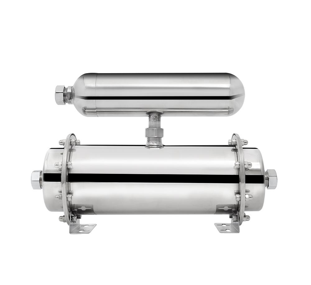蘇格倫800L子母機不銹鋼過濾器