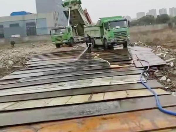 湖州钢板租赁