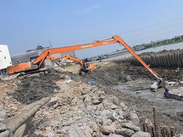 挖掘机租赁