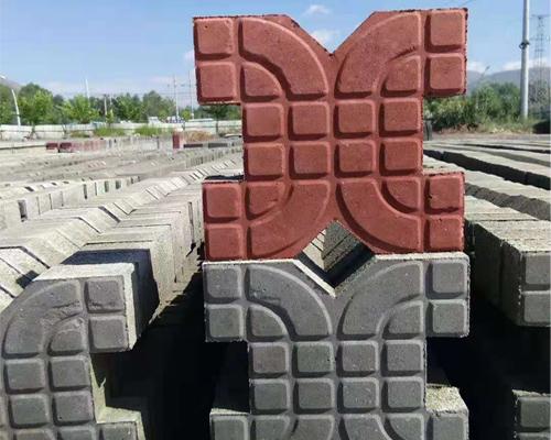 青海植草磚