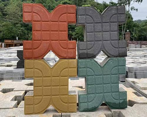 西寧植草磚生產廠家