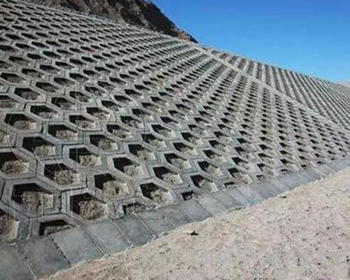 西寧六角護坡磚