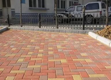 說說彩磚有哪些搭配的小技巧呢