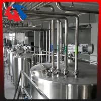 全自動茶飲料生產線