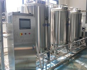 自動化升溫降溫系統-自動化過濾系統-自動化殺菌系統-浙江冠泰自動化機械有限公司