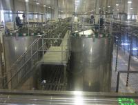 南昌乳酸菌飲料生產線工程案例