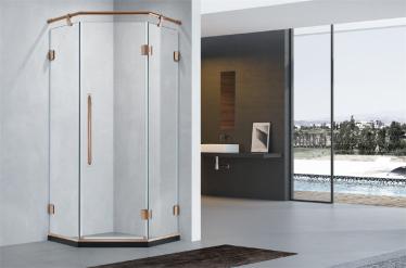 淋浴房定制設置小臺階的好處有哪些