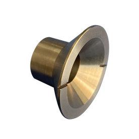 進口設備國產化配件(定制專用無涂層燒焊模)