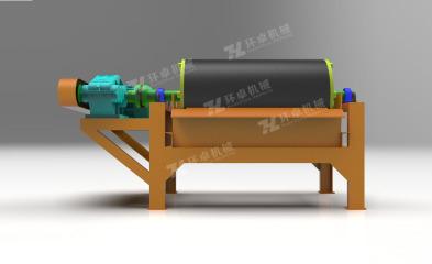逆流型濕式磁選機(濕式除鐵器)